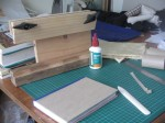 My book binding equipment